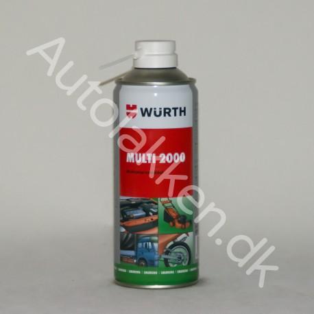 Wurth Multi 2000 400 ml.