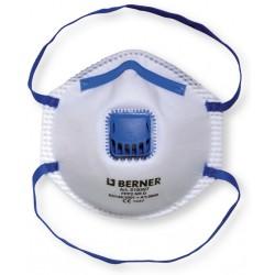 Berner Støvmaske med ventil
