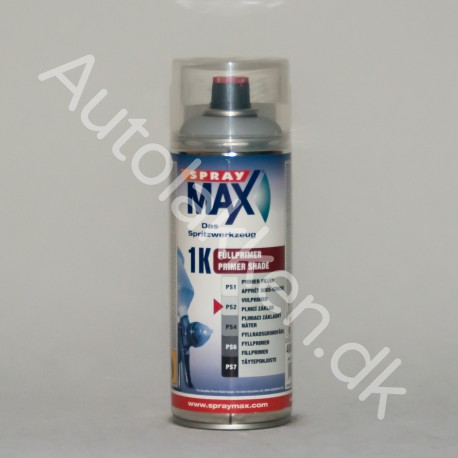 SprayMax 1K Filler Primer 400 ml. [Grå]