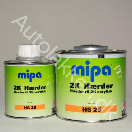 Mipa 2K Hærder [HS 25]