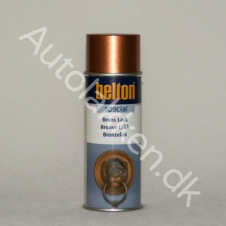 Fantastisk Belton Bronzelak Spray 400 ml [Kobber] - Autolakken.dk NR93