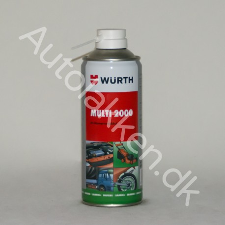 Wurth Multi 2000 400 ml.