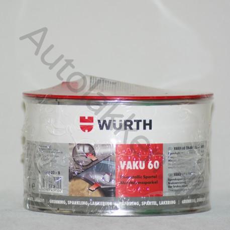 Würth Spartelmasse VAKU 60 1760 g
